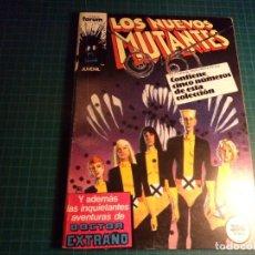 Cómics: LOS NUEVOS MUTANTES. RETAPADO. CONTIENE LOS NUMEROS 21 AL 25. (S3). Lote 223658502