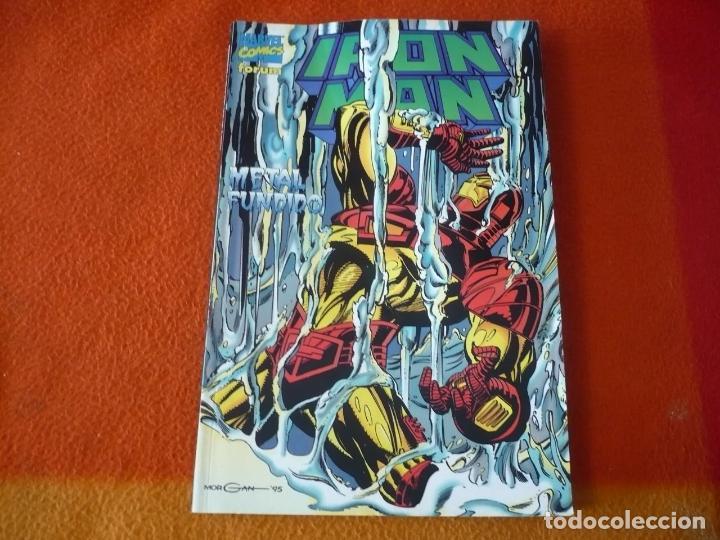 IRON MAN METAL FUNDIDO ( KAMINSKI ) FORUM MARVEL (Tebeos y Comics - Forum - Iron Man)