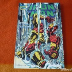 Cómics: IRON MAN METAL FUNDIDO ( KAMINSKI ) FORUM MARVEL. Lote 223659917