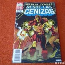 Comics: IRON MAN DESDE LAS CENIZAS Nº 6 ( KAMINSKI ) ¡BUEN ESTADO! FORUM MARVEL. Lote 223660642