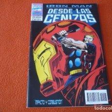 Cómics: IRON MAN DESDE LAS CENIZAS Nº 7 ( KAMINSKI ) ¡BUEN ESTADO! FORUM MARVEL. Lote 223660670