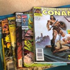 Cómics: LOTE DE CÓMICS DE CONAN FORUM. Lote 223686352