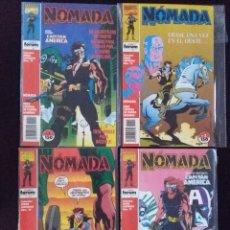 Cómics: NÓMADA SERIE LIMITADA COMPLETA-FORUM. Lote 223717667