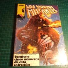 Cómics: LOS NUEVOS MUTANTES. RETAPADO. CONTIENE LOS NUMEROS 16 AL 20. (S4).. Lote 223732897