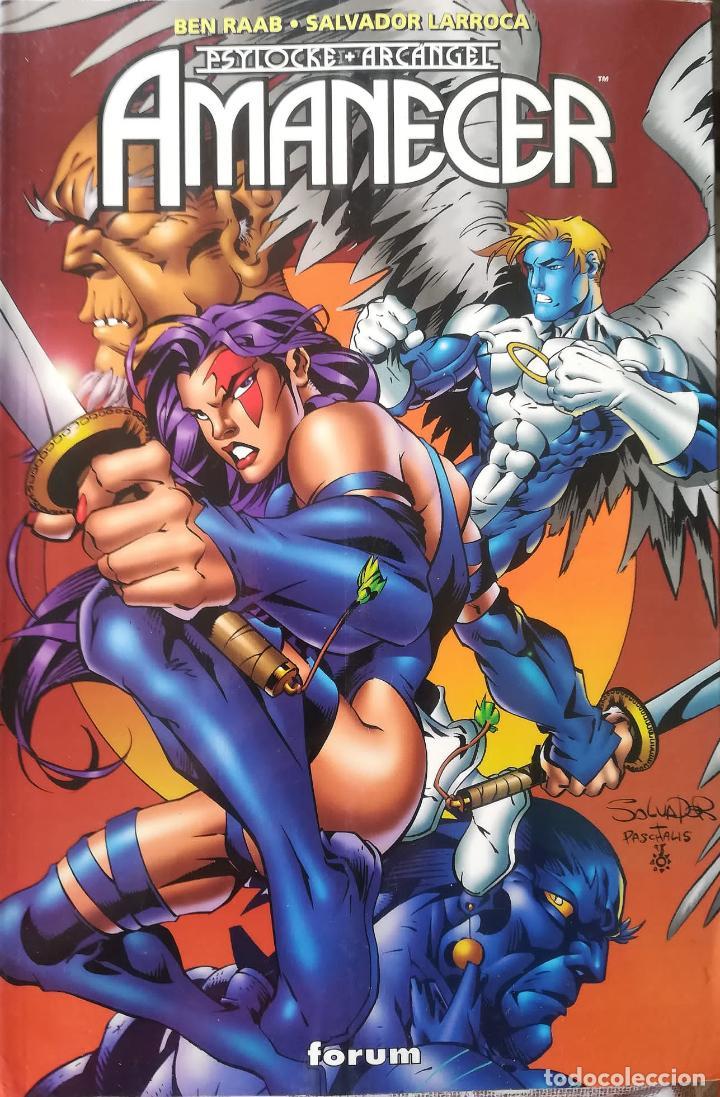 AMANECER BEN RAAB SALVADOR LARROCA (Tebeos y Comics - Forum - Prestiges y Tomos)