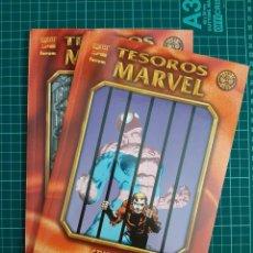 Cómics: TESOROS MARVEL: SPIDERMAN - LOS AÑOS PERDIDOS, 1 Y 2 - FORUM. Lote 223827865