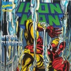 Cómics: IRON MAN METAL FUNDIDO. Lote 223827968