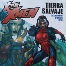 Cómics: X TREME X MEN TIERRA SALVAJE. Lote 223850272