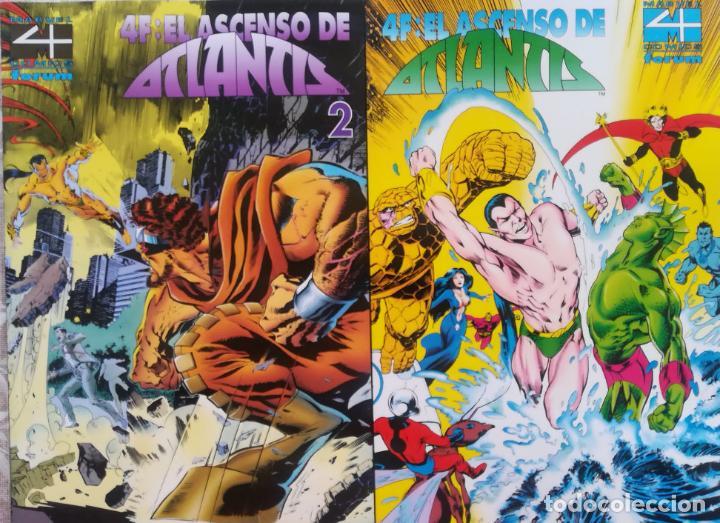 EL ASCENSO DE ATLANTIS COMPLETA (Tebeos y Comics - Forum - Prestiges y Tomos)