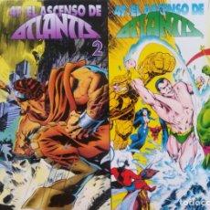 Cómics: EL ASCENSO DE ATLANTIS COMPLETA. Lote 223851563