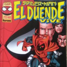 Cómics: SPIDERMAN EL DUENDE VIVE. Lote 223853945