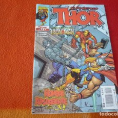 Cómics: EL PODEROSO THOR VOL. 3/4 Nº 13 ( JURGENS ) ¡BUEN ESTADO! MARVEL FORUM IRON MAN. Lote 223933612