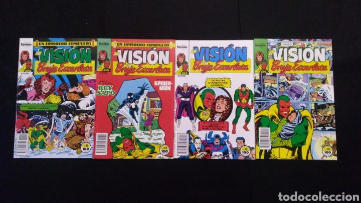 Cómics: Comics LA VISIÓN 14 Números 1988 - Foto 3 - 223981726