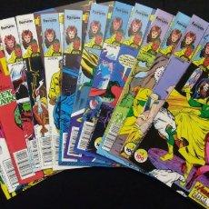 Comics: COMICS LA VISIÓN 14 NÚMEROS 1988. Lote 223981726