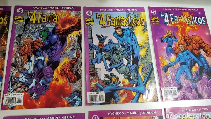 Cómics: LOS 4 FANTÁSTICOS Vol. 4 (2001 - 2003) / DEL 1 AL 10 DE 24 - Foto 3 - 224001860