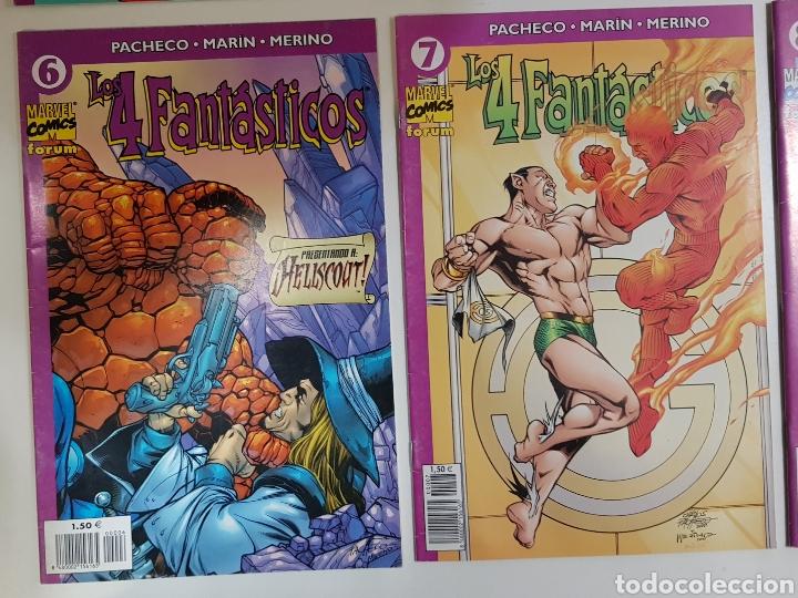 Cómics: LOS 4 FANTÁSTICOS Vol. 4 (2001 - 2003) / DEL 1 AL 10 DE 24 - Foto 4 - 224001860