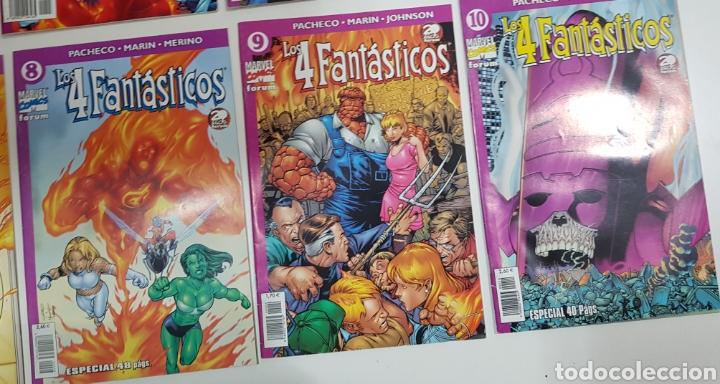 Cómics: LOS 4 FANTÁSTICOS Vol. 4 (2001 - 2003) / DEL 1 AL 10 DE 24 - Foto 5 - 224001860