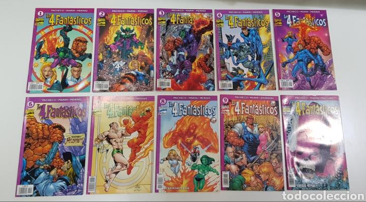 LOS 4 FANTÁSTICOS VOL. 4 (2001 - 2003) / DEL 1 AL 10 DE 24 (Tebeos y Comics - Forum - 4 Fantásticos)