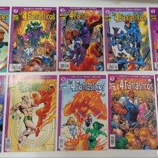 Cómics: LOS 4 FANTÁSTICOS VOL. 4 (2001 - 2003) / DEL 1 AL 10 DE 24. Lote 224001860