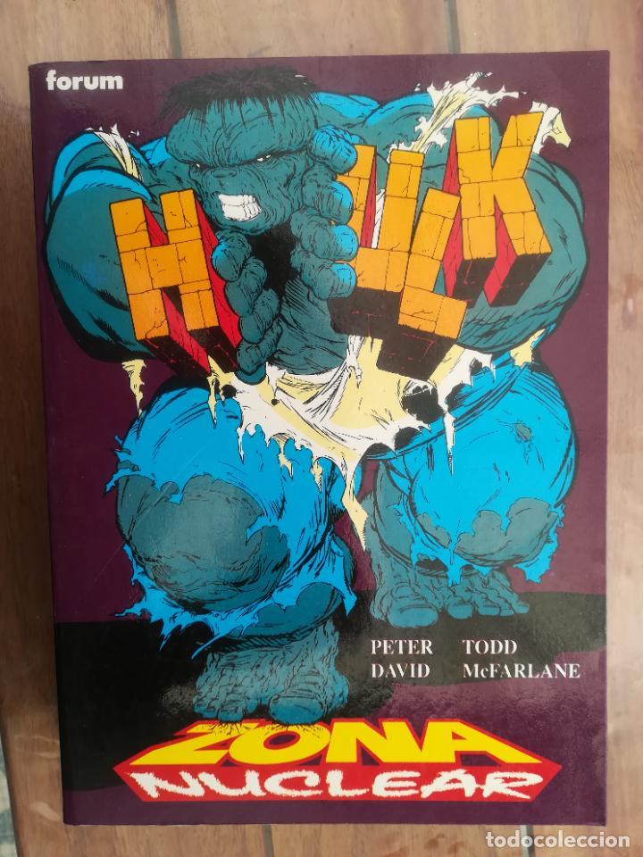 HULK. ZONA NUCLEAR. FORUM (Tebeos y Comics - Forum - Hulk)