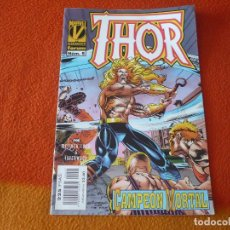 Cómics: THOR VOL. 2 Nº 5 ( ISHERWOOD ) ¡BUEN ESTADO! MARVEL FORUM II. Lote 224014012