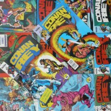 Cómics: CONAN REY. COMPLETA 66 NÚMEROS, CÓMICS FORUM.. Lote 222427736