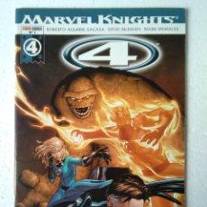 Comics: MARVEL KNIGHTS LOS 4 FANTASTICOS N° 1. Lote 224065262
