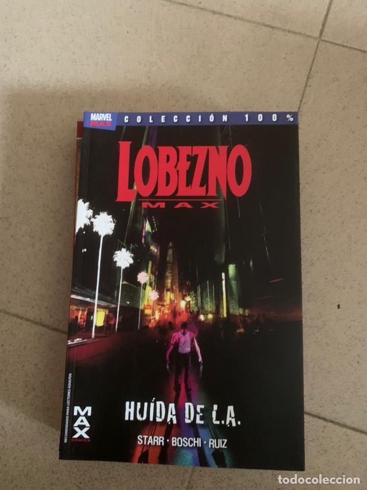 LOBEZNO HUIDA DE LA (Tebeos y Comics - Forum - Prestiges y Tomos)