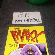 Cómics: CÓMICS FORUM THE MAXX TOMO 1 RETAPADO. Lote 224129676