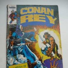 Cómics: CONAN REY Nº 1. COMICS FORUM. Lote 224274706