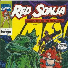 Cómics: RED SONJA Nº 10 FORUM. Lote 224340535