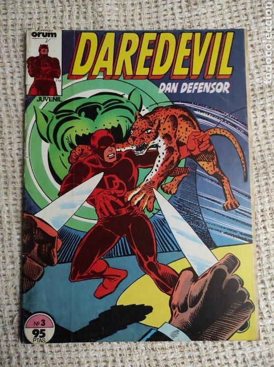 DAREDEVIL Nº 3 - 1ª SERIE DE FORUM (Tebeos y Comics - Forum - Daredevil)