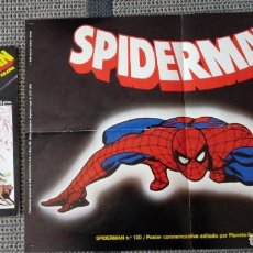 Cómics: COMIC SPIDERMAN Nº 100 FORUM. CON POSTER.. Lote 224387757