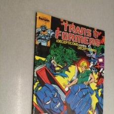 Comics: TRANSFORMERS Nº 45 / FORUM. Lote 224437390