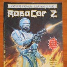 Cómics: ROBOCOP 2 - VERSION OFICIAL EN COMIC DE LA PELICULA - FORUM (B). Lote 224459495