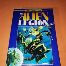 Cómics: THE ALIEN LEGION. OBRA COMPLETA. SERIE LIMITADA DE 11 NUMEROS. FORUM.. Lote 224502726