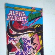 Comics: ALPHA FLIGHT - LA MASA - NUMERO 44 - MARVEL TWO - IN - ONE - FORUM - BUEN ESTADO - GORBAUD. Lote 224591195