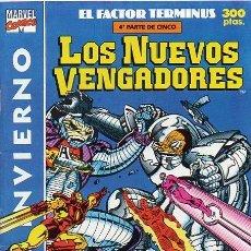 Cómics: LOS NUEVOS VENGADORES EXTRA INVIERNO 1991 - FORUM. Lote 276140238