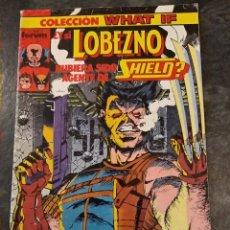 Comics: WHAT IF VOL. 1 - Nº 13 - ¿Y SI LOBEZNO HUBIERA SIDO AGENTE DE SHIELD? - FORUM. Lote 224600671