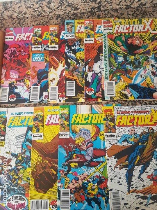 FACTOR X COMICS FORUM (Tebeos y Comics - Forum - Factor X)