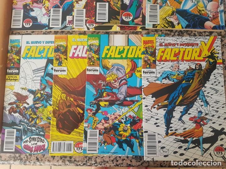 Cómics: FACTOR X COMICS FORUM - Foto 2 - 224732587