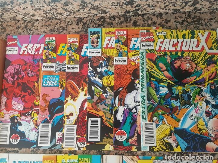 Cómics: FACTOR X COMICS FORUM - Foto 3 - 224732587
