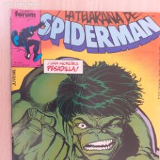 Cómics: SPIDERMAN Nº 109. FORUM 1986. Lote 224746788