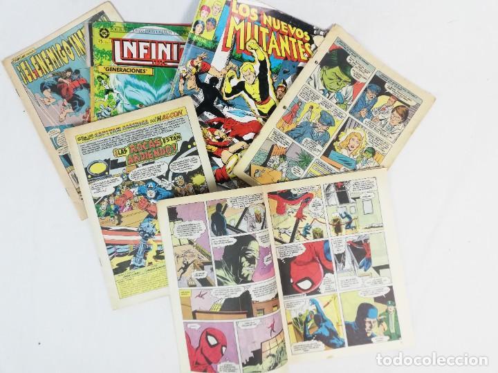 LOTE DE TEBEOS -LOS NUEVOS MUTANTES- (Tebeos y Comics - Forum - Spiderman)
