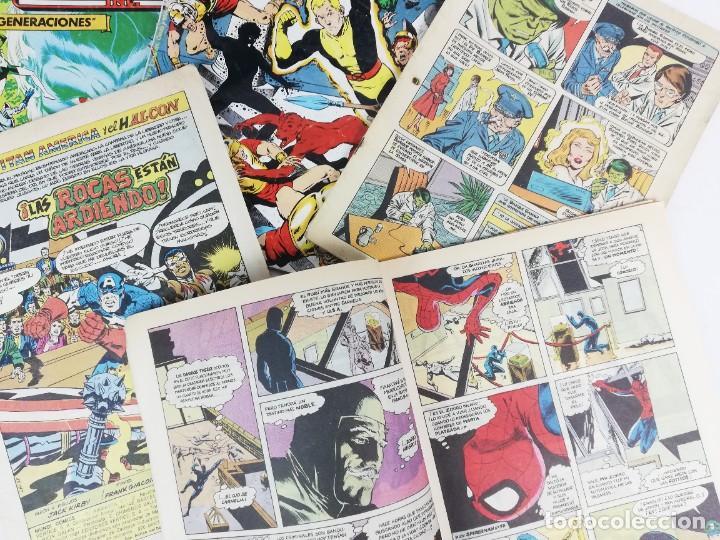 Cómics: LOTE DE TEBEOS -los nuevos mutantes- - Foto 2 - 224772402