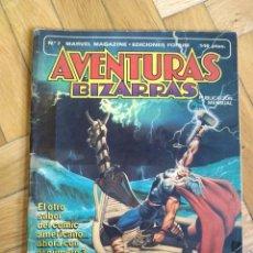 Fumetti: AVENTURAS BIZARRAS NºS 7: THOR DE JOHN BOLTON. Lote 224831500