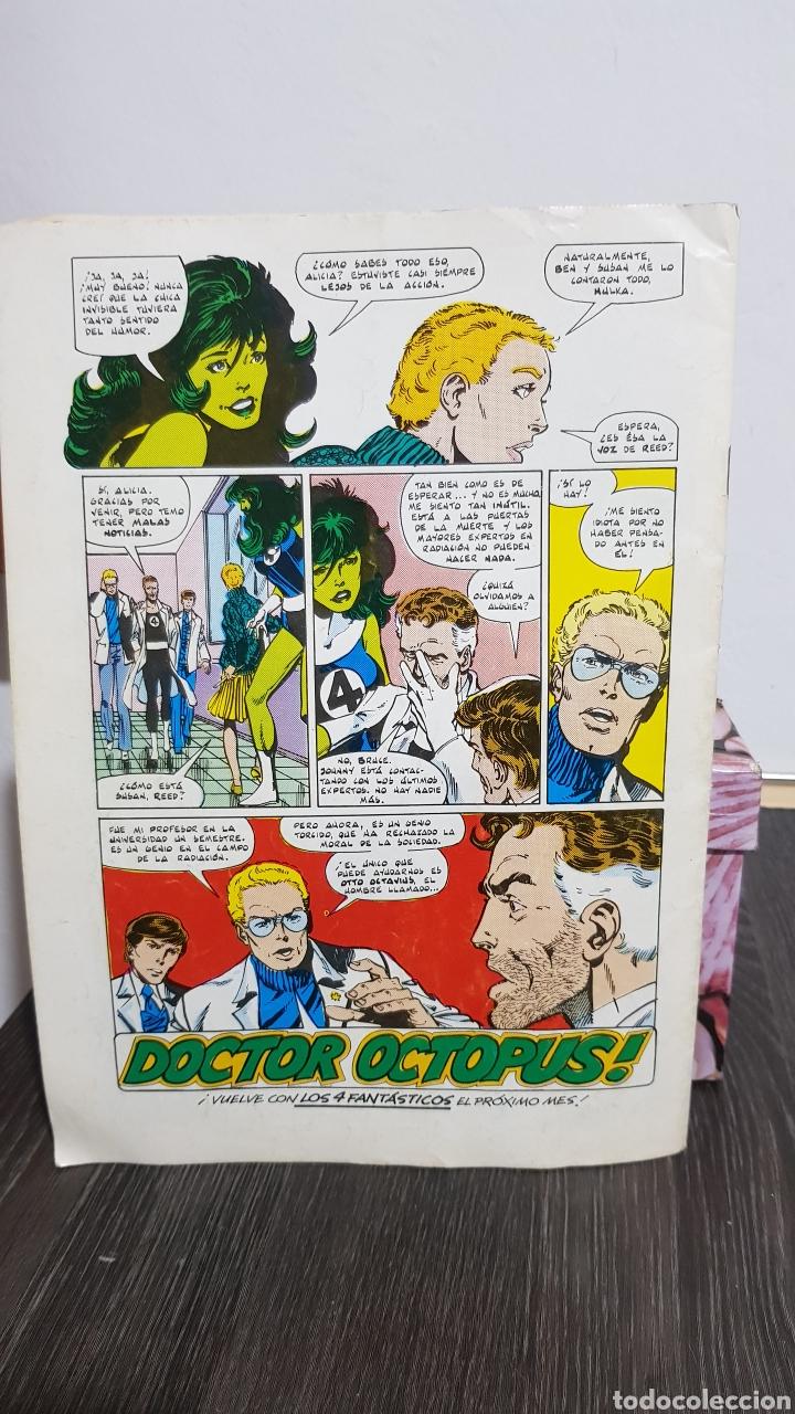 Cómics: LOS 4 FANTÁSTICOS N° 43 COMICS FORUM - Foto 2 - 224873592