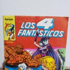 Cómics: LOS 4 FANTÁSTICOS N° 43 COMICS FORUM. Lote 224873592