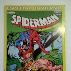 Comics: SPIDERMAN ESPECIAL INVIERNO. Lote 224932100