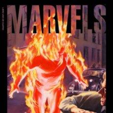 Cómics: MARVEL FACSIMIL MARVELS PANINI ESPAÑA LOTE DE 4 Nº.. Lote 224960140